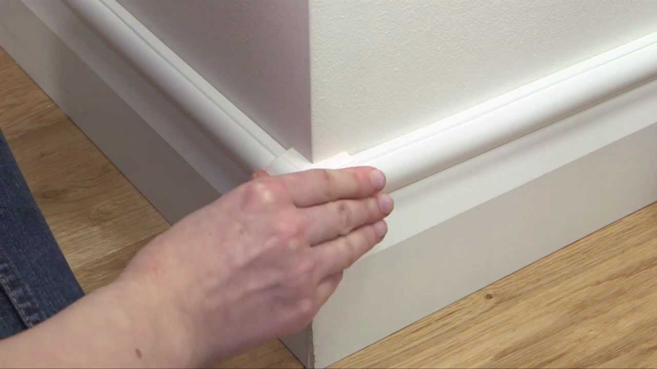 D Line Cable Cover Above Baseboards Skirting Intro Clip
