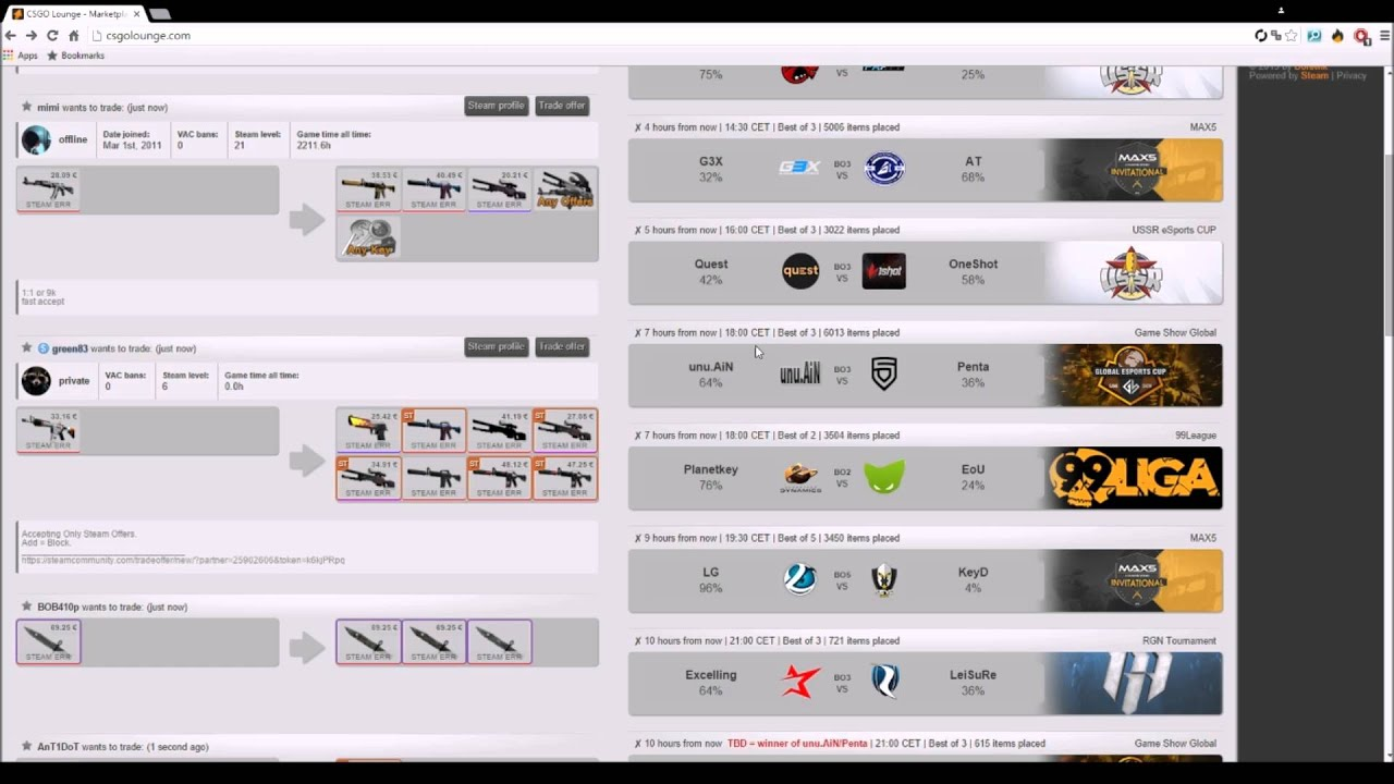 Pookie csgo betting dog show leads martingale betting