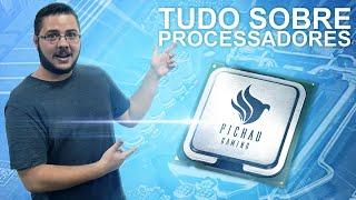 💡 Tudo sobre o seu Processador Clock, Núcleos e muito mais...
