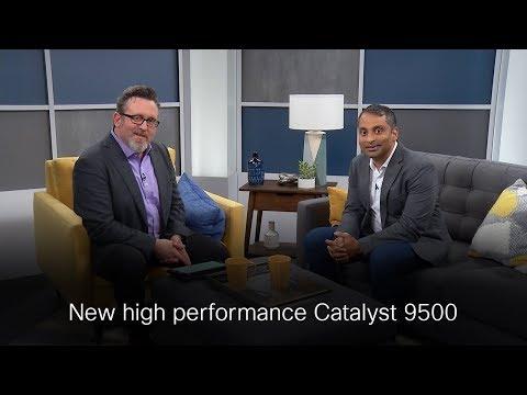 New High Performance Catalyst 9500 On TechWiseTV