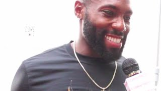 Antonio Cromartie Interview on Family, Football & Louboutins at pre ESPYS Trendsetters Suite
