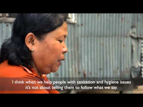 Sanitation for a Healthy Life in Cambodia - The Rural Sanitation and Hygiene Improvement Programme