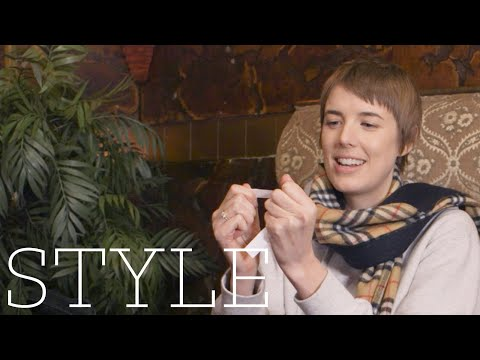 Agyness Deyn answers all  | Lucky Dip | The Sunday Times Style