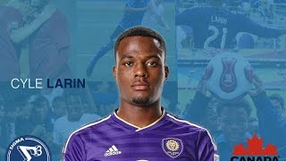 Congratulations to Cyle Larin for 2015 MLS Rookie of the Year from Sigma FC