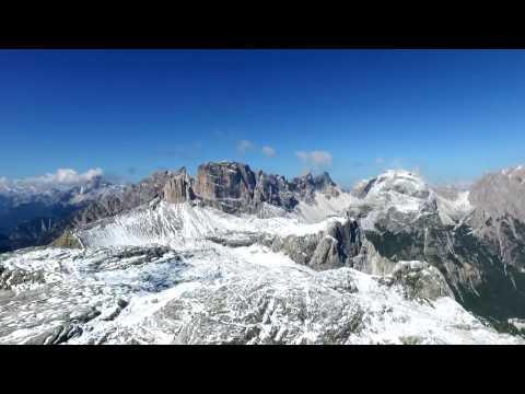 1. Tag - Start zum Meraner Höhenweg, Auffahrt mit der Seilbahn von Dorf Tirol zur Hochmuth (1.361 m)