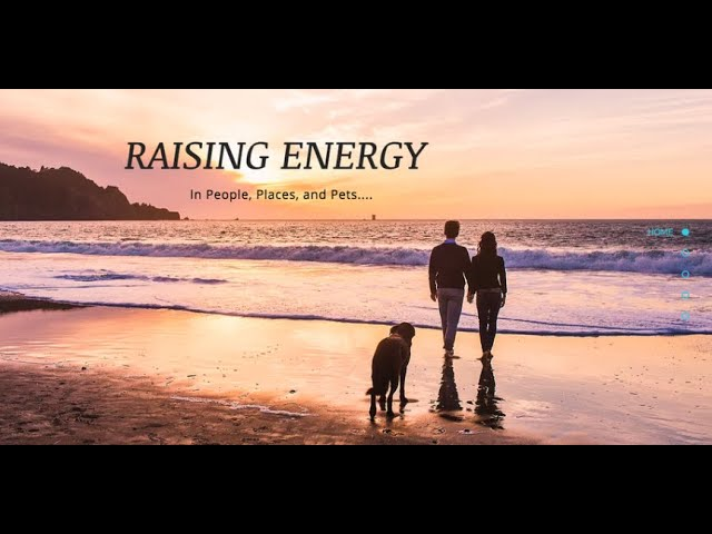 Raising Energy on YouTube