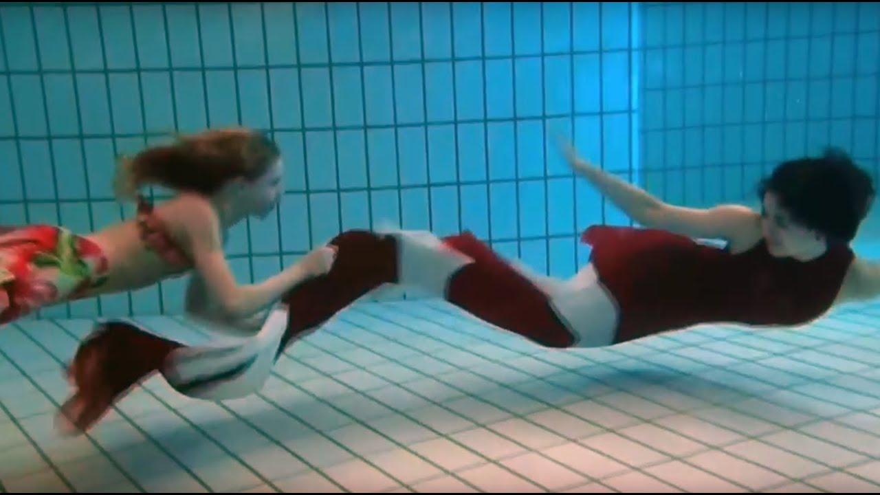 Clownfish Mermaid One Piece Mermaid Tail Stella The Siren Youtube