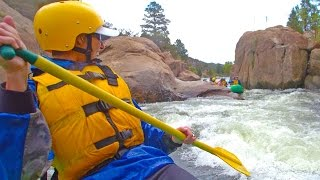 Arkansas River Rafting, Colorado