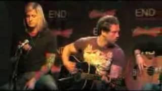 Burn Halo - Saloon Song Acoustic