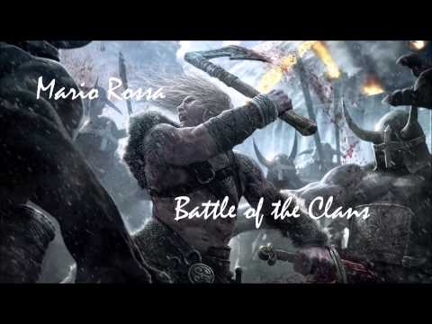 Epic Celtic Bagpipe Music - Mario Rossa - Battle of the Clans