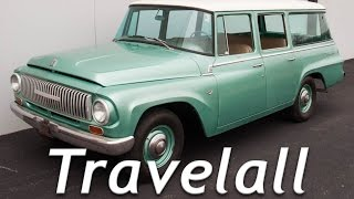 A Suburban Fighter. || 1965 International-Harvester Travelall || Full Tour [4k]