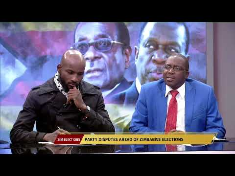 AfricaTonight: Parties disputes ahead of Zimbabwe elections