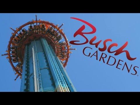 Very Thrilling. Such Wild.   Busch Gardens Tampa Vlog 2016