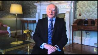 Michael Higgings, President of Ireland -- Address to the Hangzhou International Congress