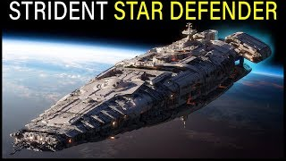 The Mysterious STAR DEFENDERS which protected the New Republic | Star Wars Legends Lore