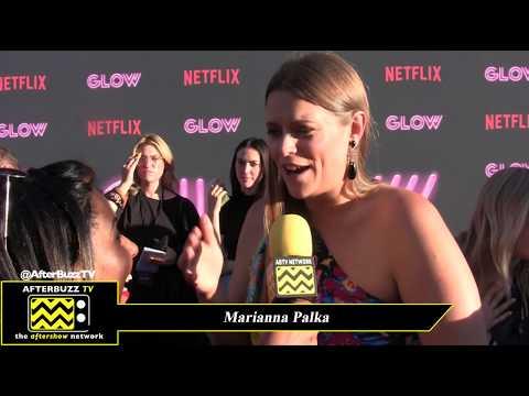 Marianna Palka   GLOW Premiere  2017