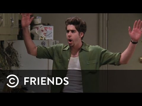 The One Where Eddie Won't Go Adam Goldberg  Friends
