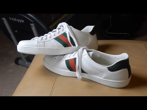 3b4075a402c Gucci Ace Sneaker Review  550