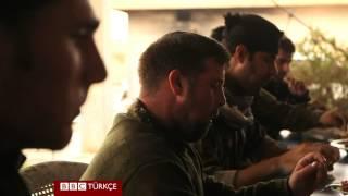 YPG saflarında savaşan Amerikalı asker - BBC TÜRKÇE