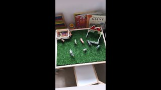 How to make a farmyard toddler table - Kiddie craft.