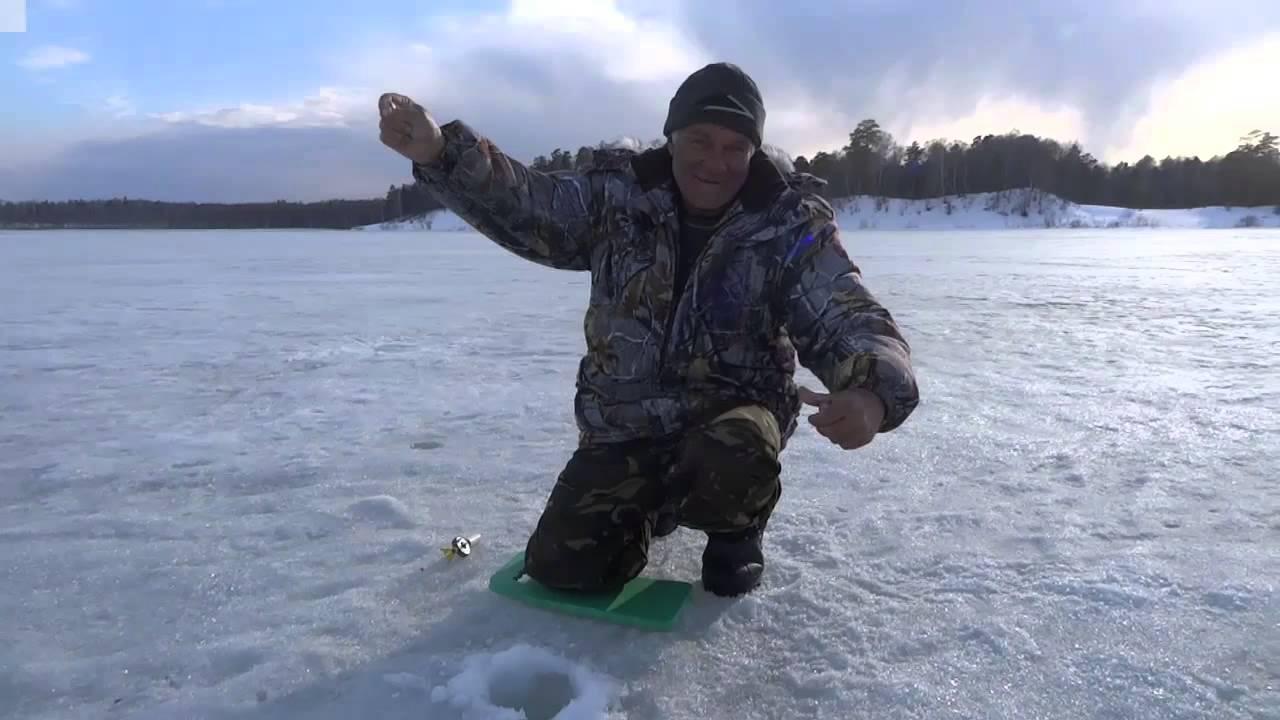 русская рыбалка 3 озеро
