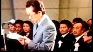 宇津井健 お別れ会 水谷豊の弔辞【特集】http://goo.gl/1a00QW 3月14...