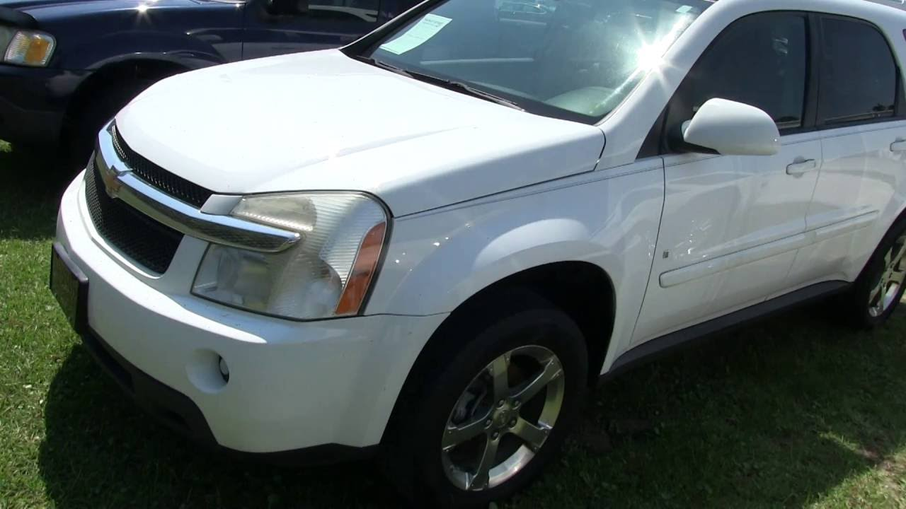 2007 chevy equinox lt - for  review and in depth tour - youtube