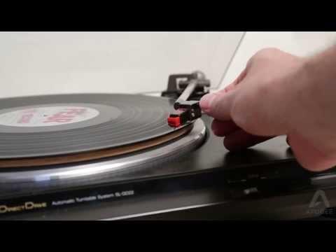 Apogee Duet - How To Record Vinyl To ITunes