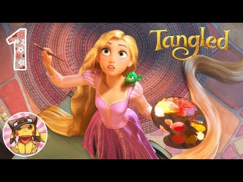 Rapunzel: Tangled - The Video Game - Part 1 - First Frolic [PC Full HD] Gameplay (No commentary)
