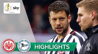 Eintracht Frankfurt - Arminia Bielefeld 1:0 | Highlights DFB-Pokal 2016/17 - Viertelfinale