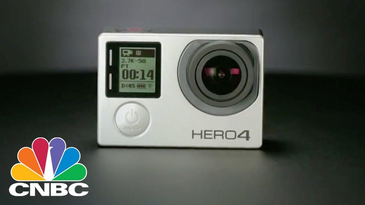 GoPro to Stream Original Content on Roku   Tech Bet   CNBC