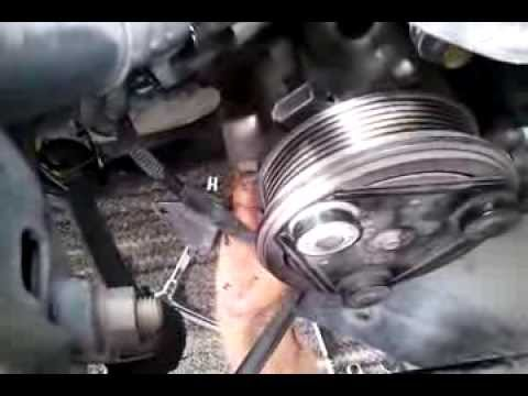 1995 Lincoln Town Car AC Compressor Parts Repair and Replacement Part 1  YouTube