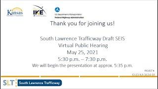SLT Public Hearing (Virtual component)