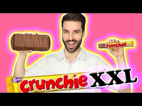 recette crunchie maison xxl carl is cooking youtube. Black Bedroom Furniture Sets. Home Design Ideas