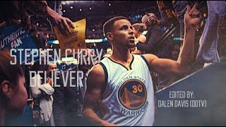 Stephen Curry 2017 Season Mix - Believer ᴴᴰ