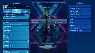 [Live FORTINE] evolutix game show escape infinisable (Feat esteban-sky-Kreen tv-florian )