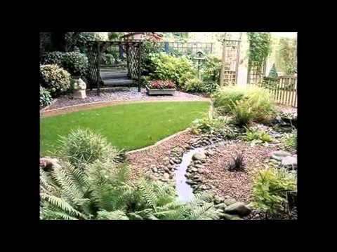 Красивый двор частного дома своими руками как красиво