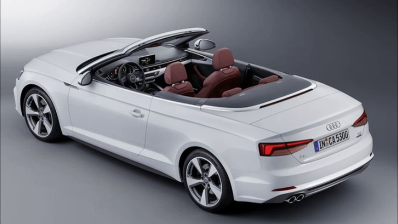 Concept 2019 Audi RS5 Cabriolet All NEW - YouTube