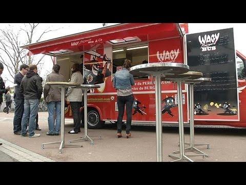 Food-trucks: une alternative pour bien manger et à bas prix - 17/04