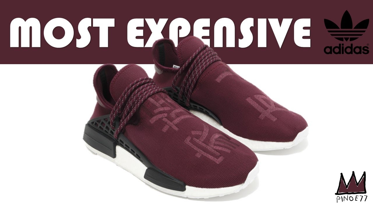 online store fd7ff dabef YOU WILL NEVER GUESS THE MOST EXPENSIVE ADIDAS FOR SALE - MOST EXPENSIVE