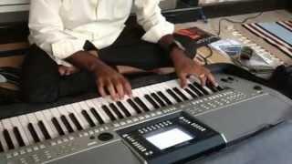 Mauli Mauli on Keyboard  by Soham From Lai Bhari