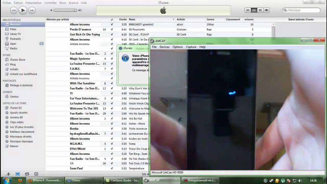 comment restaurer son iphone ipod touch et ipad youtube