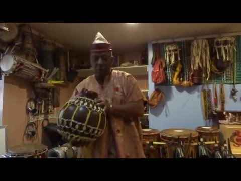Shekere Player/Music - Chief Yagbe Awolowo Onilu - Heritage - The Vision Continues