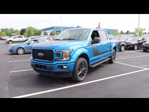 2019 Ford F150 XLT Special Edition