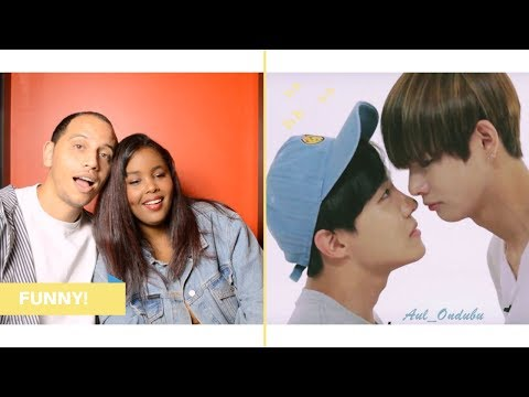 BTS GAYO MOMENTS THAT MAKE ME SCREAM REACTION (BTS REACTION)