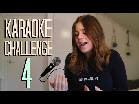 KARAOKE CHALLENGE 4! | Be Novabulous