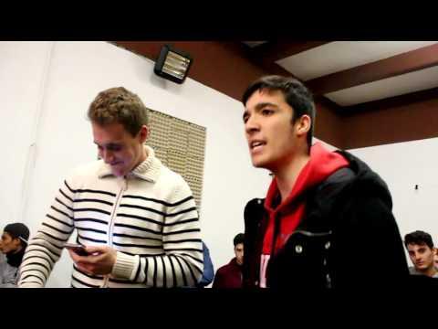 VIVI vs DANIES (8avos) - 1ªClasificatoria MURCIA vs ALMERIA
