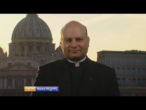 Analysis on Cardinal Wuerl's Resignation - ENN 2018-10-12