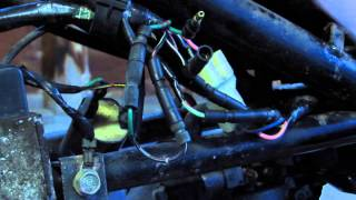 Honda TRX90 quad part 3 - YouTube | Trx 90 Wiring Diagram |  | YouTube