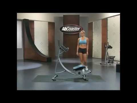 AB COASTER ( EM-1812 ) Sport And Fitness Machine